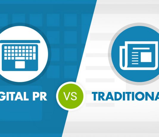 Traditional Pr Vs Digital Pr, Value4Brand
