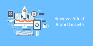 Reviews Affect, Brand Growth